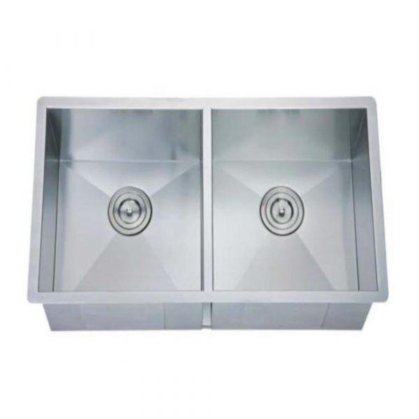 steel sink dopuble bowl